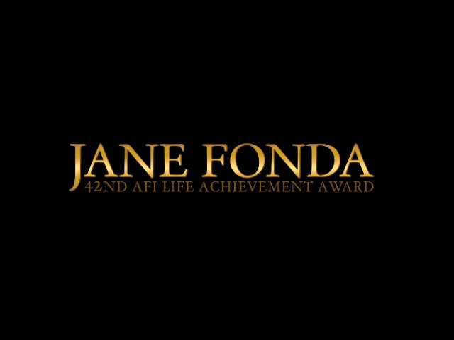 AFI Life Achievement Award: A Tribute to Jane Fonda (Highlights Reel)
