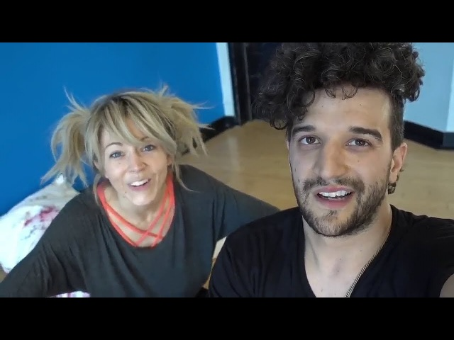 "Mark Ballas Lindsey Stirling DWTS 25 ""Behind The Scenes"" (Part 3)"