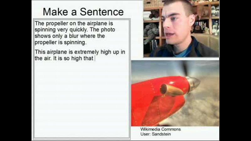 Learn English Make a Sentence and Pronunciation Lesson 79: Propeller
