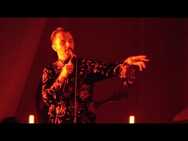Hurts - People Like Us (Live in @St.Petersburg) 06.11.2017