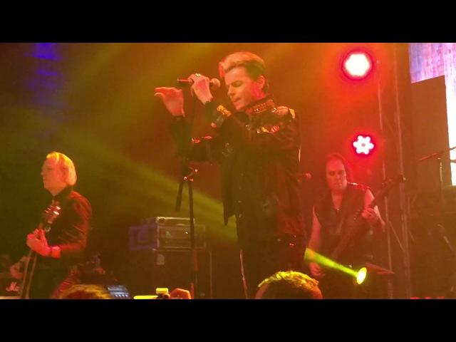 Lacrimosa en Chile - Weltenbrand - Chile. Blondie. 15.12.2017