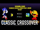 Sonic Dash & PACMAN Heroes - iOS/Android - Classic crossover (Trailer)