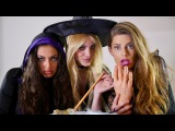 Witch Sisters  Lele Pons, Hannah Stocking &amp Inanna Sarkis