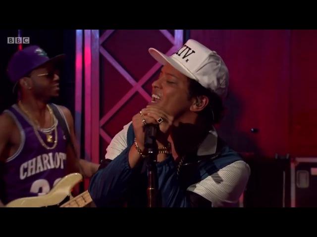 Bruno Mars - Live on BBC1