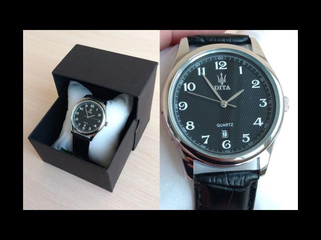 Часы Dita Maserati Кварц Подарочная Коробка