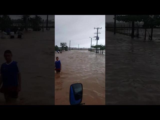 Tropical Cyclone Gita causes Major Flood in Samoa   10 02 2018
