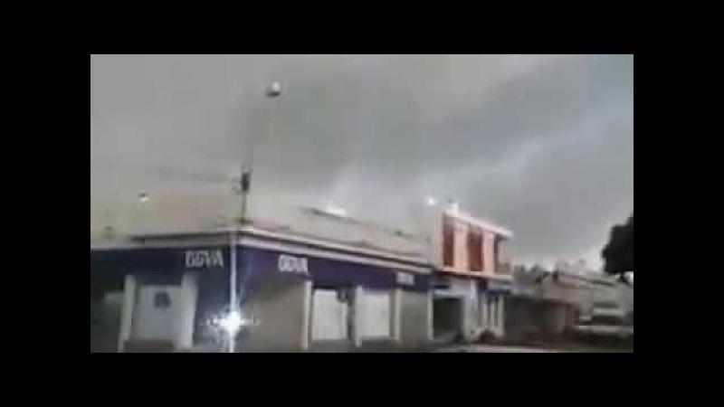 Not Hurricane Irma In Barbuda But Tornado Delores
