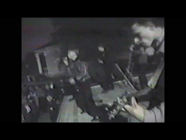Панк-рок группа Диспансер - Самолёт.Live Июнь 1998 г.