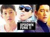 HUMOR MAN TO MAN vs DOTS  Updown funk !! MV