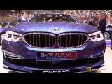 2017 BMW Alpina B5 Bi-Turbo - Exterior and Interior Walkaround - 2017 Geneva Motor Show