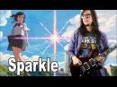 Kimi no nawa Your Name Sparkle Cover
