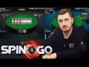 Обучение покеру | Spin and GO на PokerStars за $7 | Владимир JamboBLR