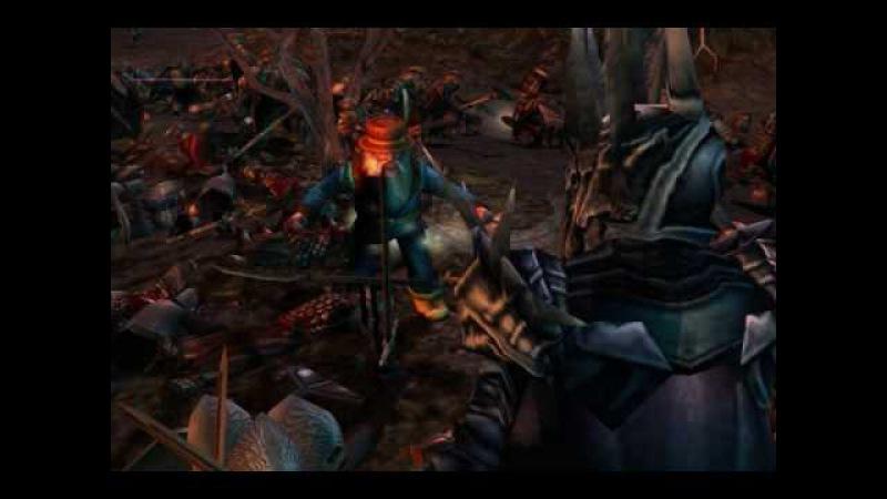 Саурон и Том Бомбадил :)