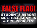 Students At Florida School Shooting Report Crisis Drills and Multiple Shooters