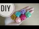 DIY    Cara Membuat Mawar Kuncup Model 1    Rosebudd Tutorial