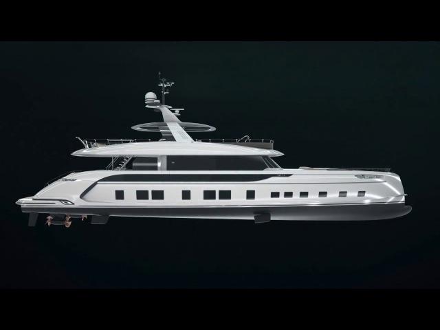 Dynamiq GTT 115 Hybrid Trailer