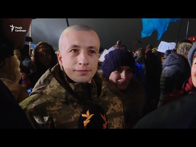 27 декабря 2017 Обмін полоненими зустріч у Борисполі