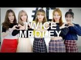 kpop TWICE Dance Medley(