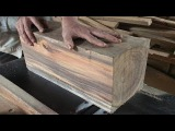 Amazing Skills Fastest Woodworking Techniques Smart - Building And Making A Wooden Head For Stairs