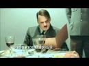 Гитлер в кафе. Бункер Гитлера. Переозвучка.