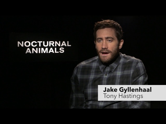 Lets Go DFW! - Nocturnal Animals interview with Jake Gyllenhaal and Tom Ford