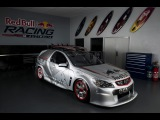 The Triple Eight Project Sandman Tribute V8 Supercar in action!