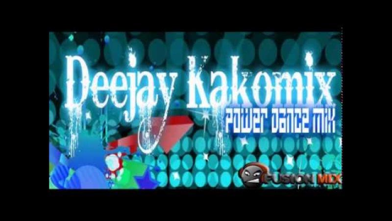 POWER DANCE MIX VOL 184 EURO DANCE NEW