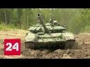 Танцы для танков на военном фестивале в Нижнем Тагиле покажут уникальные Т-72Б3