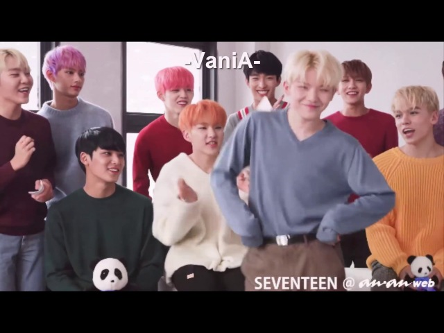 SEVENTEEN WOOZI: CUTE AND AEGYO COMPILATION PT.1