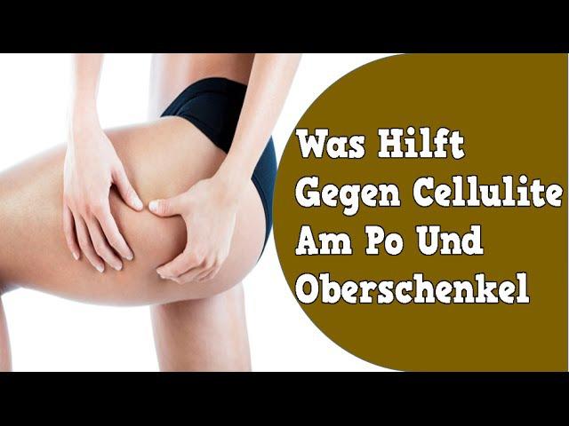 Was Hilft Gegen Cellulite Am Po Und Oberschenkel, Joggen Gegen Cellulite, Cellulite Ursachen