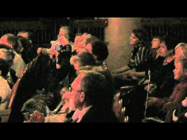 И.Шипков и гармонь-бенд 8 окт 2009 Питер 1 часть