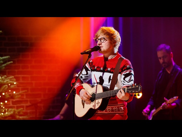 Ed Sheeran – Perfect   The Late Late Show   RTÉ One