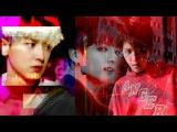 EXOBTS - Mic Drop Can't Bring Me Down Overdose Ko Ko Bop Blood Sweat &amp Tears ( MASHUP