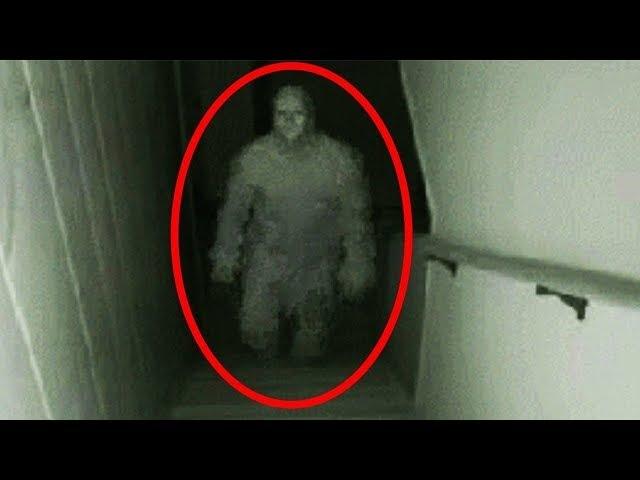 🐨💀▂▅▂★★ 7 Призраков и Полтергейст Снятых На Видео