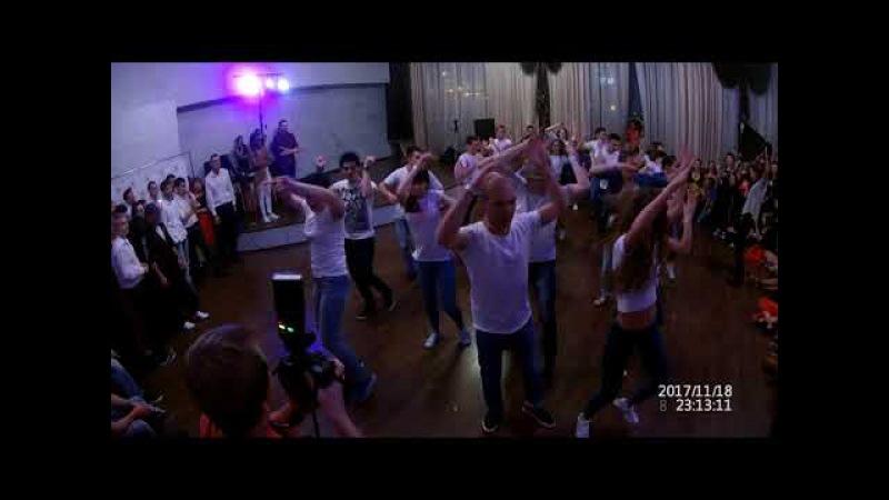 Выступление младшей группы по сальсе. Salsa Picante Birthday 2017