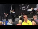 Sworn In Make It Hurt Vans Warped TourSalem Oregon 2017