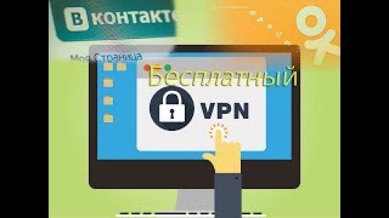 Бесплатный VPN 2018 БЕЗ ОГРАНИЧЕНИЯ НА ТРАФИК И СКОРОСТЬ