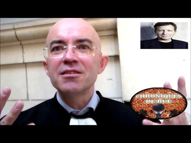 Damien Viguier : la LICRA interdit le mot rat(procès de Stéphane Blet)