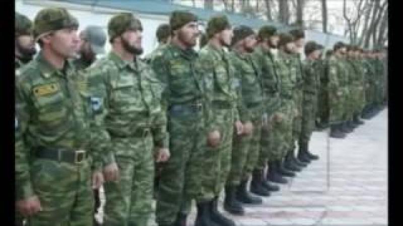Отказ идти воевать в Украину