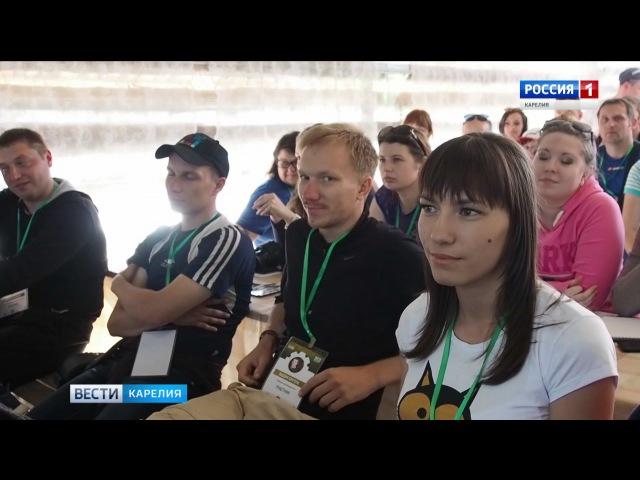 Члены Совета молодежи приняли участие в форуме ТРИМ