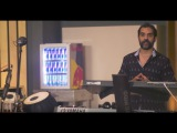 Studio Science Karsh Kale on the electronic tabla Red Bull Music Academy