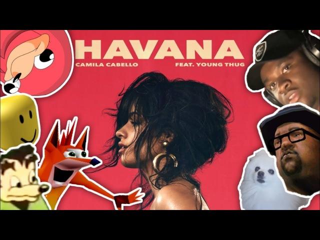 Camila Cabello Havana Meme Cover