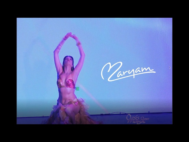 Gabbar / Maryam in Oasis Dance Magic