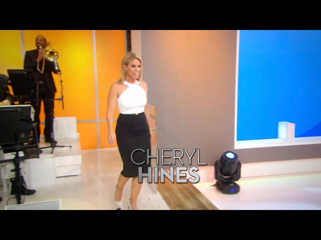 "FRIDAY! ""Curb Your Enthusiasm"" Cheryl Hines Chef Rocco DiSpirito"