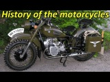 Top 7 Military Motorcycles from the World