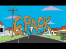 DUNE RATS - '6 Pack'