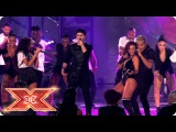 Little Mix back home on The X Factor stage for the Final!   Final   The X Factor 2017
