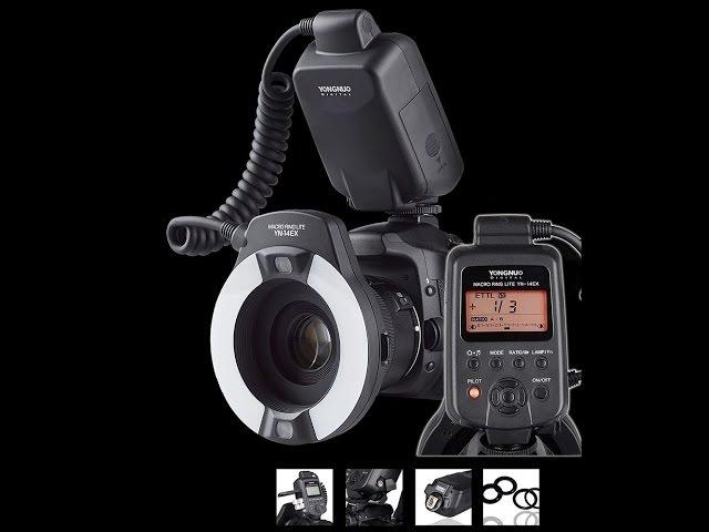 Макро вспышка Yongnuo YN 14EX для Canon
