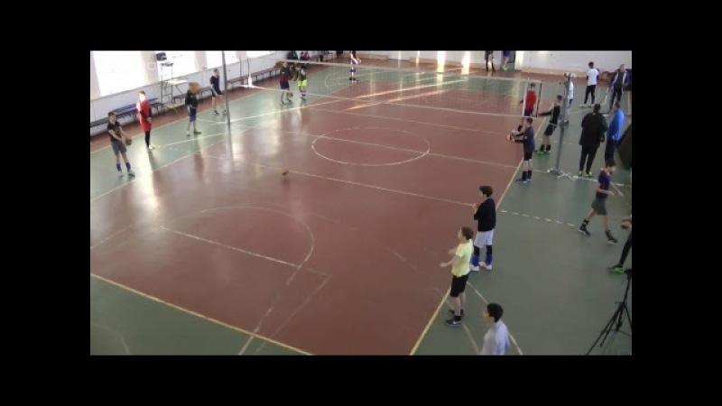 28.01.2018. Волейбол. «Динамо» — «Факел»