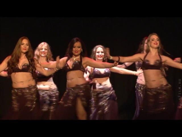 Mercedes Nieto Nymph Oriental Dance Company: Kareaht Alfengan